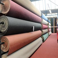 Temperature Profiling Carpet Textile