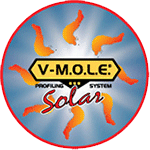 V-M.O.L.E. Solar Thermal Profiler Logo