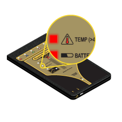 SuperMOLE Gold 2 Thermal Profiler Temperature Indicator
