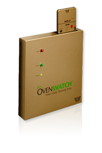 OvenWATCH Product Quality Monitoring